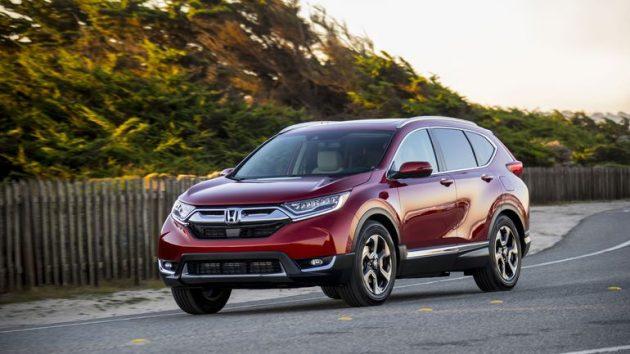 2017 Honda CR-V 23