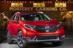 2017 Honda CR V 43 250x166 2017 Honda CR V Changes and Price
