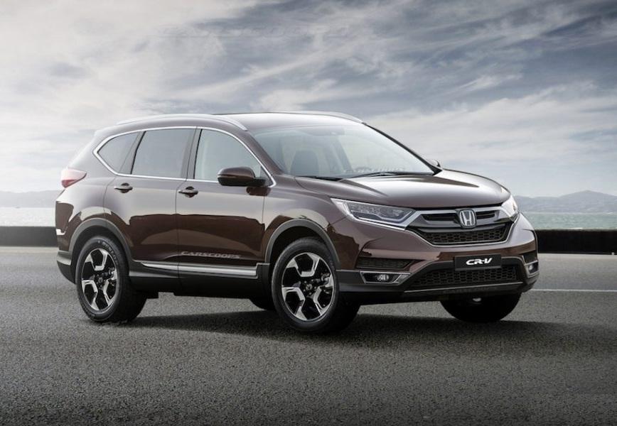 2018 Honda Cr V Price Release Date Changes Hybrid Specs