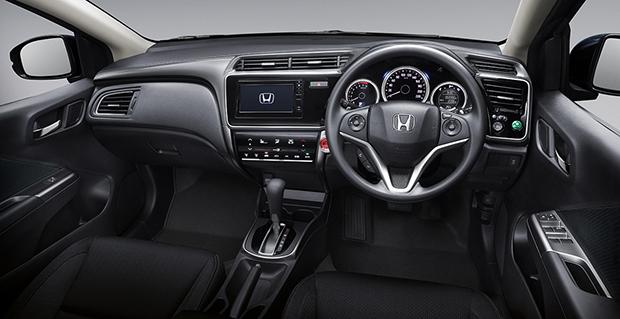 2017 Honda City interior 2017 Honda City Price