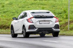 2017 Honda Civic 45 250x166 2017 Honda Civic Price and Changes