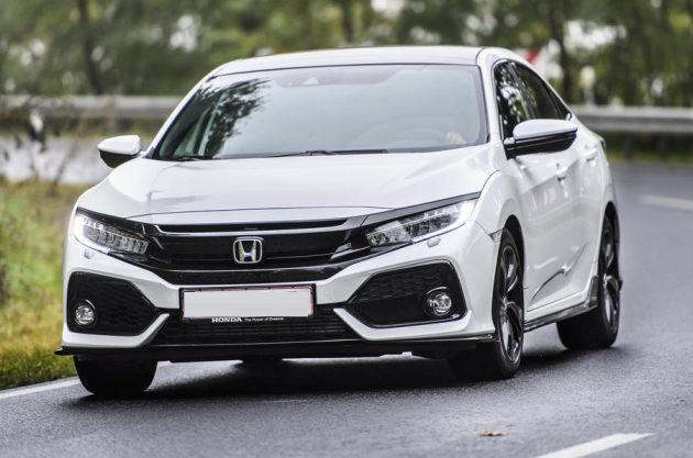 2017 Honda Civic 6 630x417 2017 Honda Civic Price and Changes