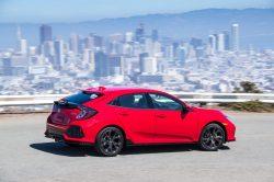 2017 Honda Civic Hatchback exterior 250x166 2017 Honda Civic Hatchback Release Date