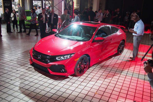 2017 Honda Civic Si 5 1 630x420 Specs