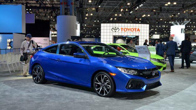 2017 Honda Civic Si exterior 1 630x354 2017 Honda Civic Si Specs