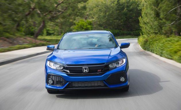 2017 Honda Civic Si exterior 2 630x385 2017 Honda Civic Si Specs