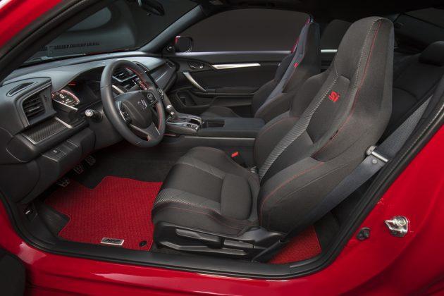 2017 Honda Civic Si Interior 630x420 Specs