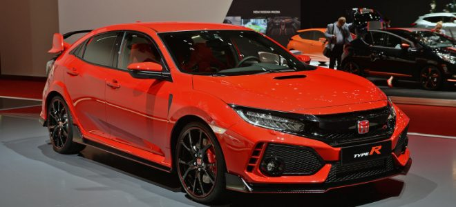 2018 Honda Civic Type R Specs Price Sedan Release Date Usa Modification Mobil