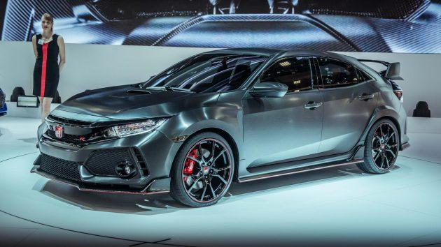 2017 Honda Civic Type R 2 630x354 2018 Honda Civic Type R Release date