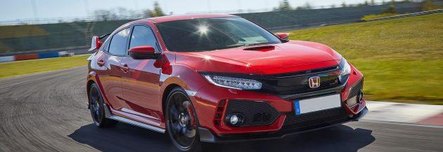 2017 Honda Civic Type R 31234 630x217 2017 Honda Civic Type R 0 60