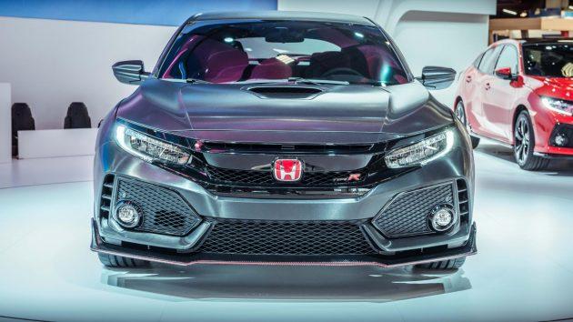 2017 Honda Civic Type R ext 4