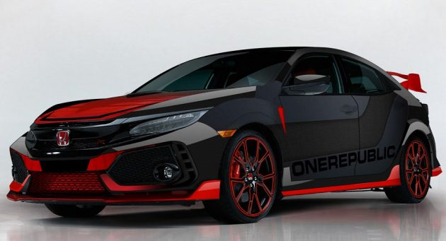 2017 Honda Civic Type R Onerepublic 630x341 0 60