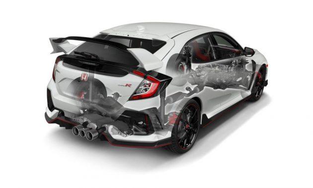 2017 Honda Civic Type R Engine 630x378 0 60