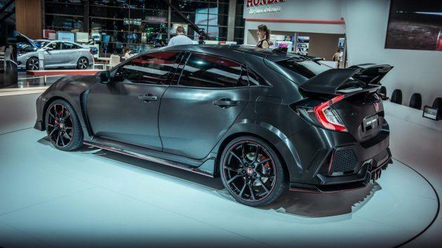 2017 Honda Civic Type R EXT
