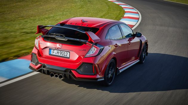2017 Honda Civic Type R Us Price 0 60 Top Speed Release Date