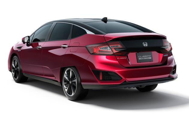 2017 Honda Clarity eXTERIOR 630x418 2017 Honda Clarity Fuel Cell Price