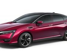 2017 Honda Clarity  w