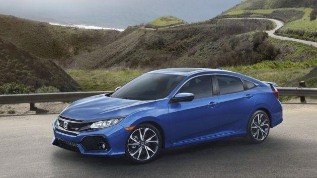 2017 Honda Cvic Si 1 630x354 2017 Honda Civic Si Specs