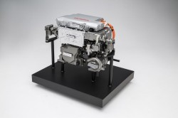 2017 Honda FCV engine 250x166 2017 Honda FCV price