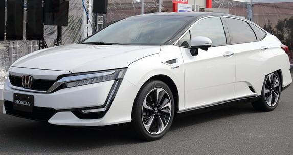 2017 Honda FCV ext 3