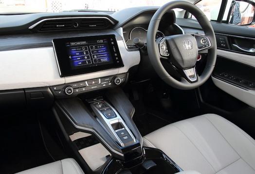 2017 Honda FCV interior 2017 Honda FCV price