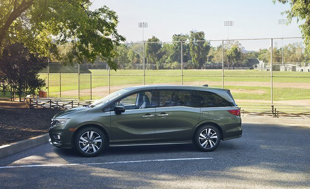 2017 Honda Odyssey 12 2017 Honda Odyssey Release Date