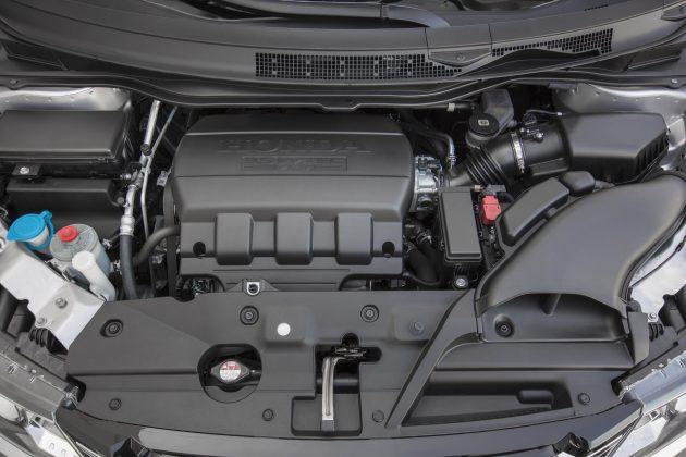 2017 Honda Odyssey engine 2 630x420 2017 Honda Odyssey Release Date