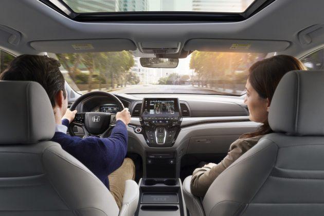 2017 Honda Odyssey interi3 630x420 2017 Honda Odyssey Release Date