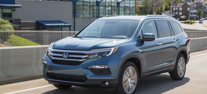 2017 Honda Pilot Redesign ,Changes , Release date & Price ...