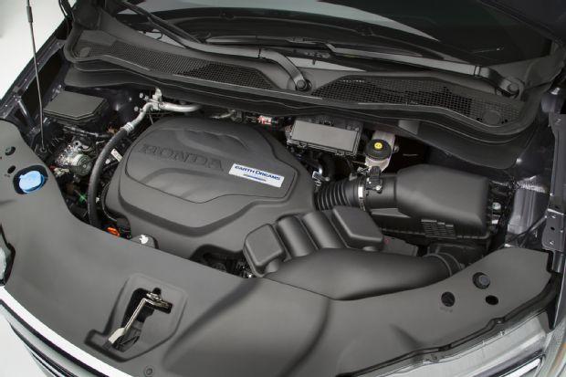 2017 Honda Ridgeline engine 2017 Honda Ridgeline release date