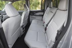 2017 Honda Ridgeline interior 4 250x166 2017 Honda Ridgeline release date