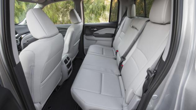 2017 Honda Ridgeline interior 4 630x354 2017 Honda Ridgeline release date