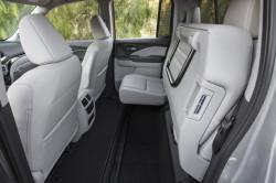 2017 Honda Ridgeline interior 5 250x166 2017 Honda Ridgeline release date