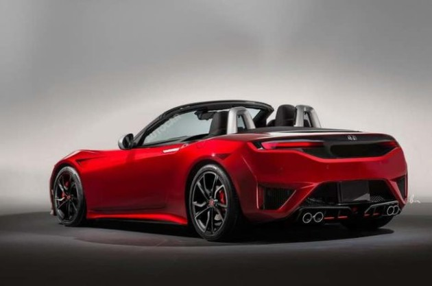 2017 Honda S2000 3 630x417 Price And Specs
