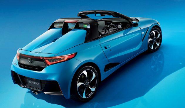 2017 Honda S660 1.j45 630x368 2017 Honda S660 Roadster Price