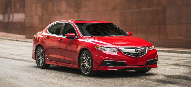 2017 Acura Tlx Review And Price