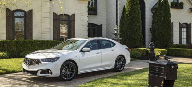 2018 Acura Tlx Redesign Specs Price