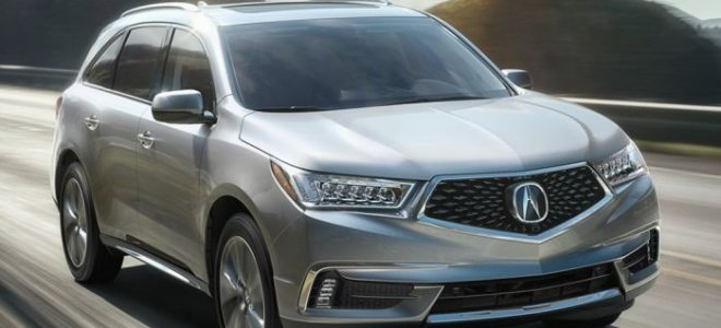2018 Acura Rdx Changes