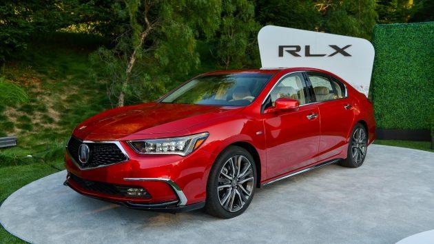 2018 Acura RLX 12.5 630x354 2018 Acura RLX Sport Hybrid