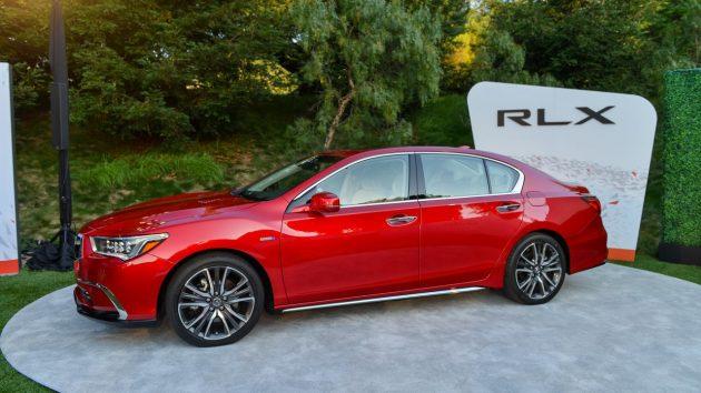 2018 Acura RLX ENGINE 630x354 2018 Acura RLX Sport Hybrid