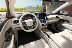 2018 Acura RLX interior 23 1 250x166 2018 Acura RLX Sport Hybrid