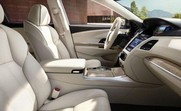 2018 Acura RLX interior 23 2 630x385 2018 Acura RLX Sport Hybrid