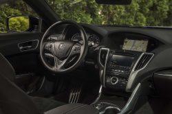 2018 Acura TLX interior 1 250x166 2018 Acura TLX Redesign