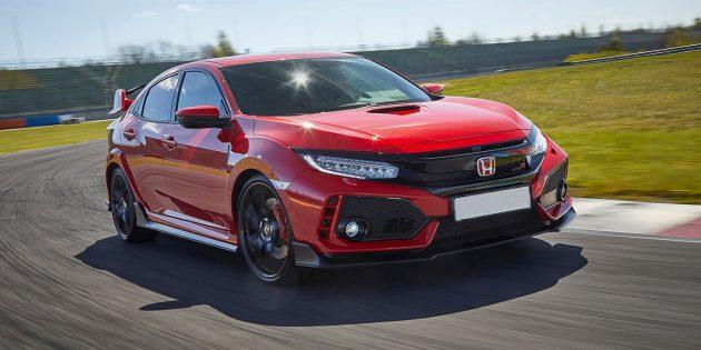 2018 Hnda Civic Type R 35 630x315 Honda Release Date