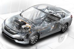 2018 Honda Accord Hybrid 2 250x166 2018 Honda Accord Sport