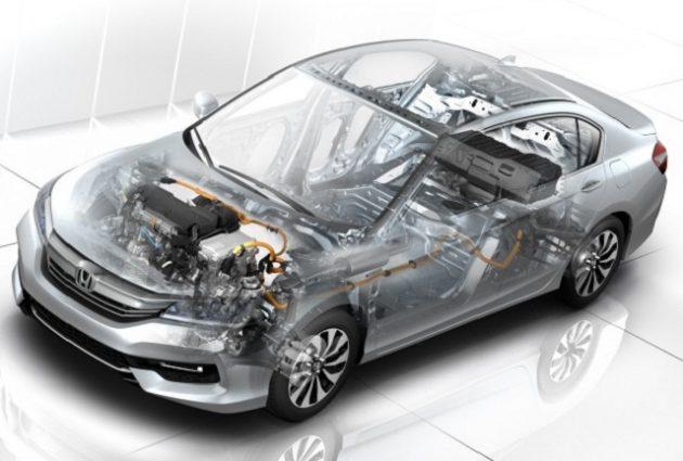 2018 Honda Accord Hybrid 2 630x425 2018 Honda Accord Sport