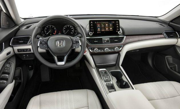2018 Honda Accord INTERIOR 630x382 2018 Honda Accord Sport