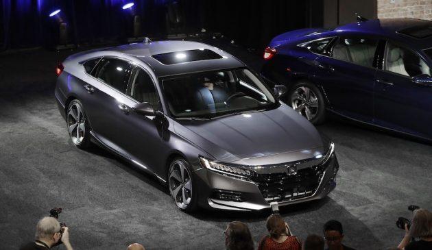2018 Honda Accord Exterior 1 630x365 Sport