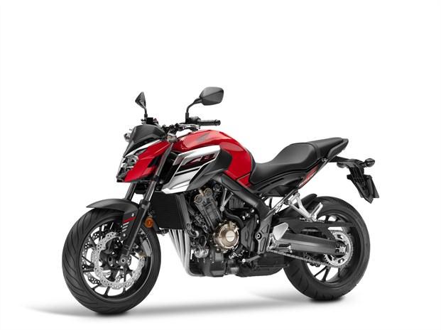 2018 Honda CB650F 23 2018 Honda CB650F Price