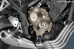 2018 Honda CB650F engine 250x166 2018 Honda CB650F Price